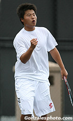 Santa Clara Men's Tennis Player Jay Wong into Quarterfinals of Pre-Qualifying Tournament for the SAP Open
