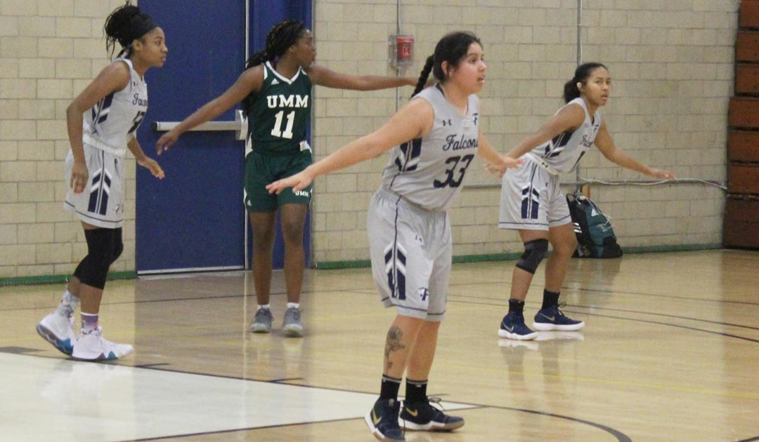 Piper Mali Leads The Falcons To The Best Start In School History