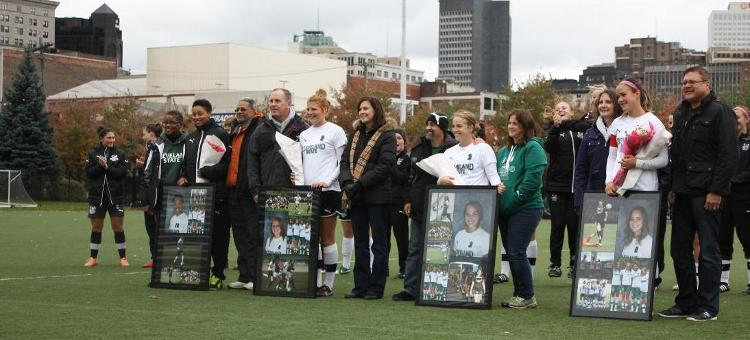 Vikings Pick Up 1-0 Overtime Victory Against UIC On Senior Night