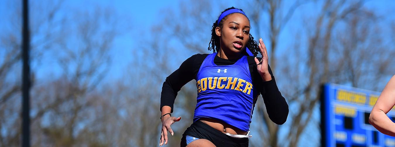 Goucher Track And Field Heads To Pennsylvania For PLEX Shootout