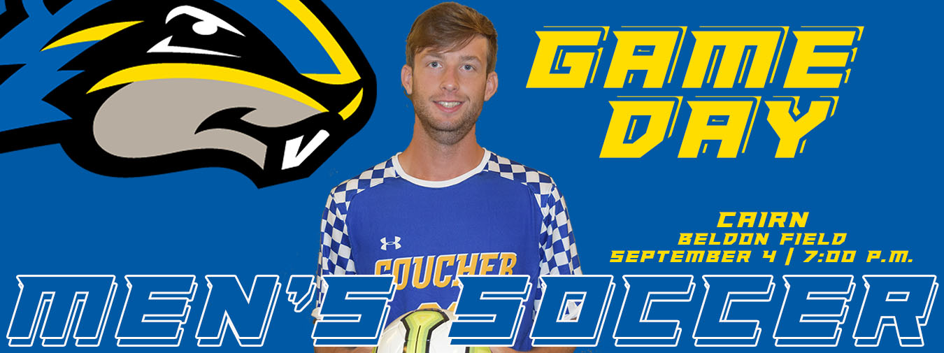 Goucher Men's Soccer Welcomes Cairn To Beldon Field On Wednesday Night