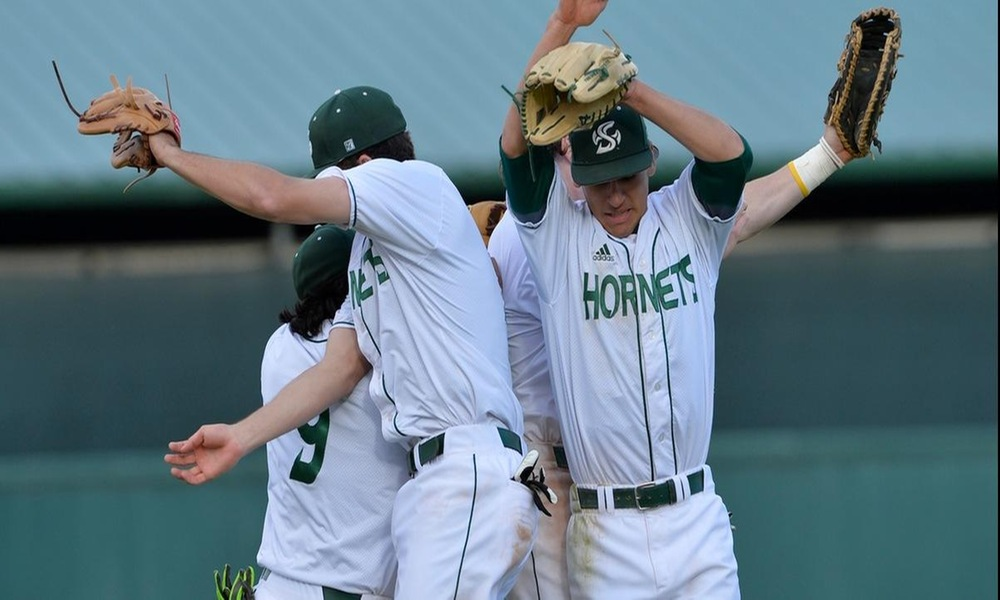 BASEBALL BEATS NORTHERN KENTUCKY 12-11 TO COMPLETE FOUR-GAME SERIES SWEEP