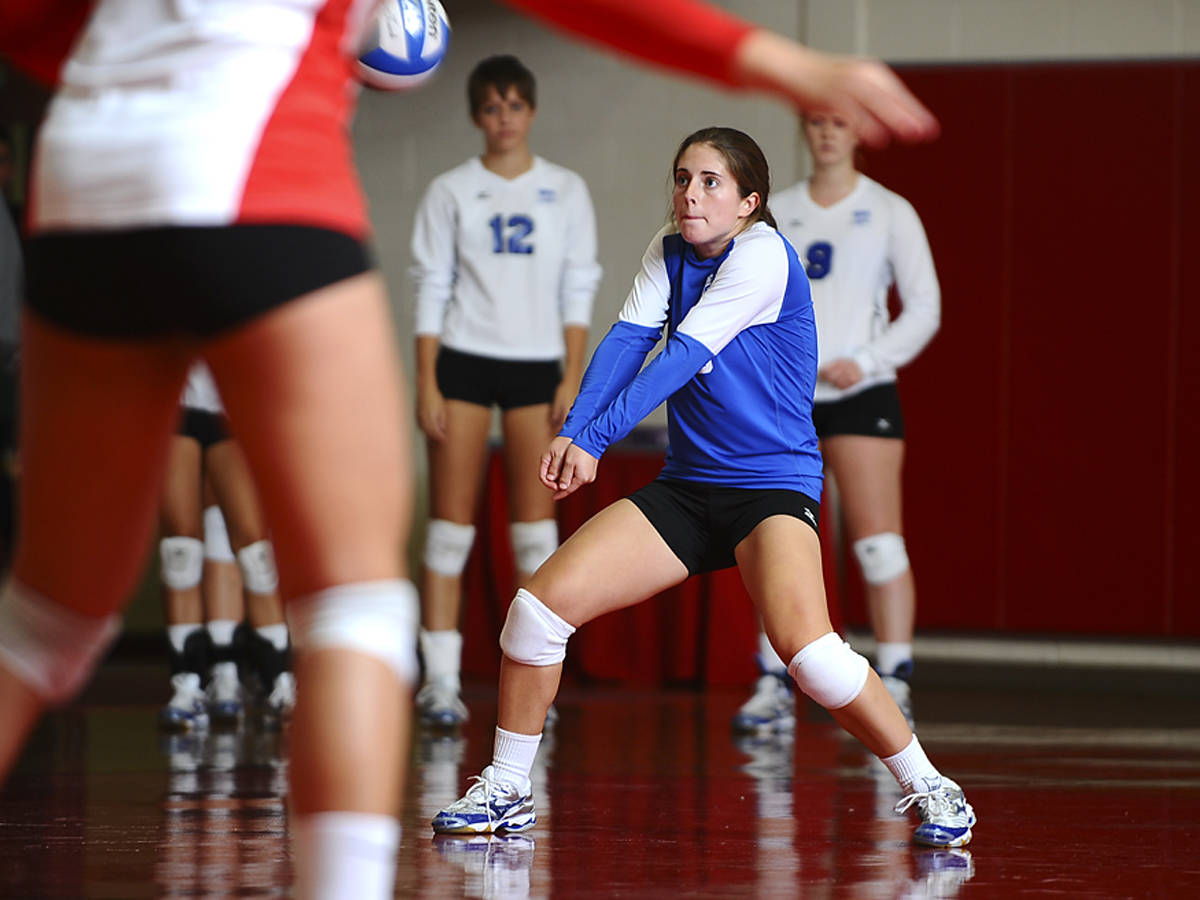 Blue Devils Drop 3-1 Decision at Hartford on Wednesday Night in Volleyball