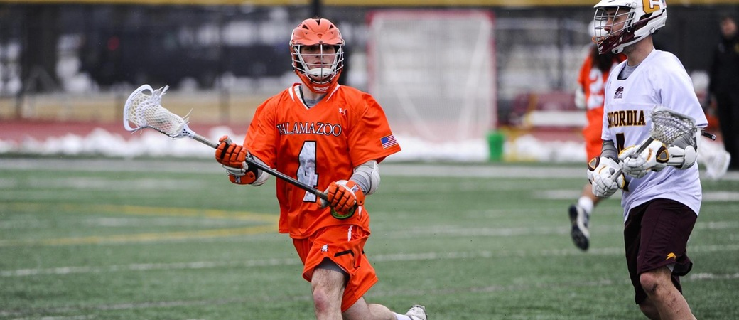 Men's Lacrosse drops first road test