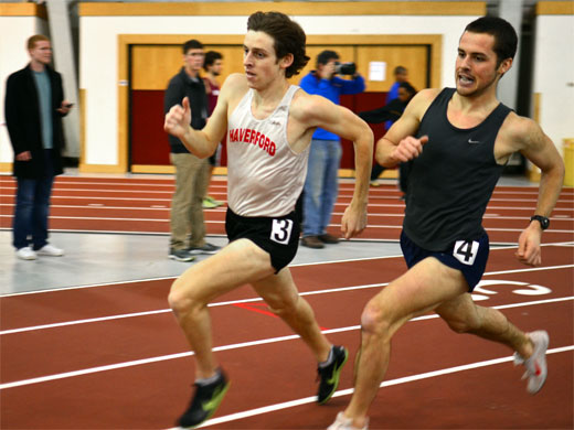 Fords finish 7th at NYU Team Challenge