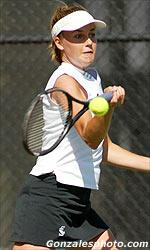 Women's Tennis Falls at Sacramento State