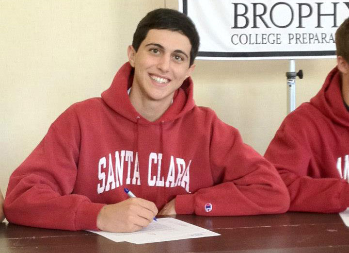 Arizona's Tyler Kertson Will Play Collegiate Golf at Santa Clara