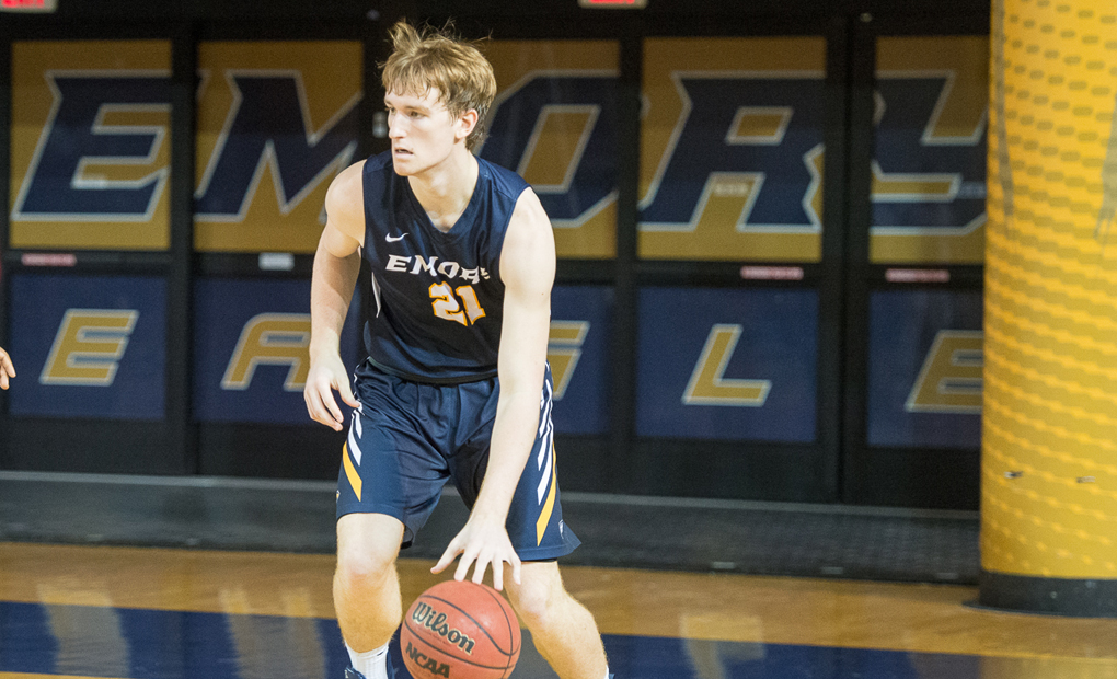 Emory Men's Basketball Subdues Covenant College - Boosts Record To 5-0