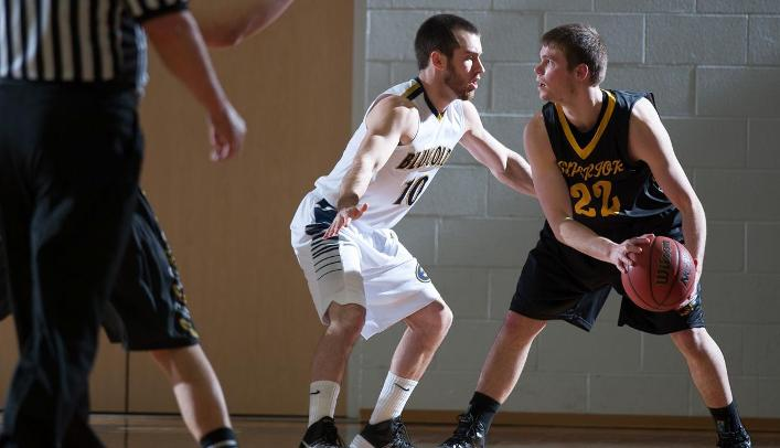 Men's Basketball Falls to I-94 Rival UW-Stout