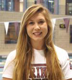 Lydia Jones, Trinity University, Women's Swimming