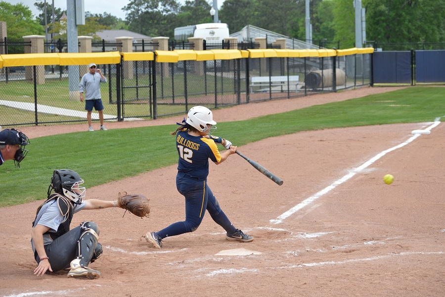 No. 13 MGCCC begins road trek