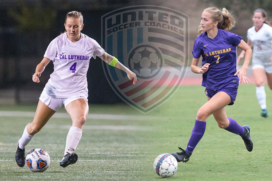Stewart and Vis Named to All-West Region Squad