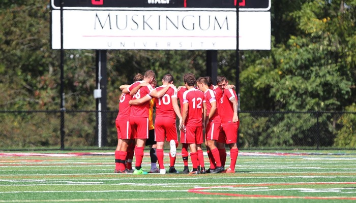 Men's Soccer narrowly loses on Senior Day