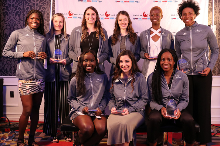 2019 CCAA Women's Basketball All-Canadians