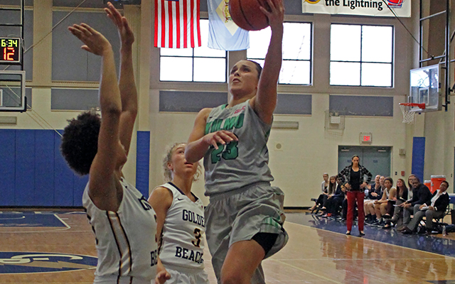 Wilmington Women's Basketball Keeps Postseason Hopes Alive With 92-67 Victory at Crosstown Rival Goldey-Beacom