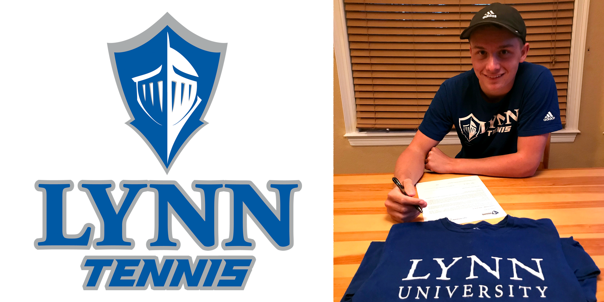 Neale Signs with Men's Tennis