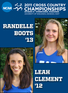 Blue Runners Head to NCAA Cross Country Nationals