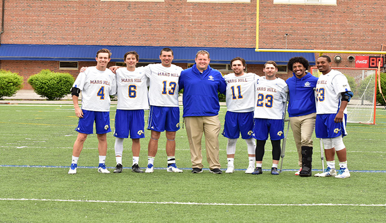 Seniors honored in thrilling season finale