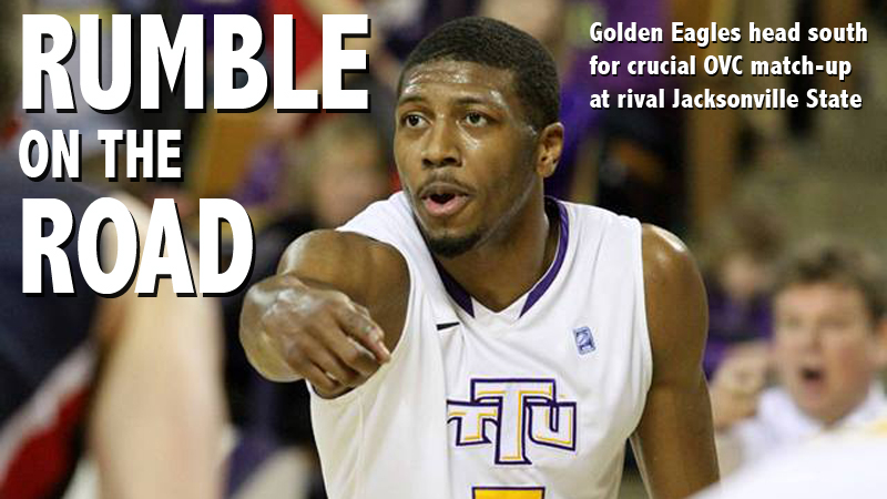 Tech basketball heads south for crucial OVC bout with rival Jacksonville State