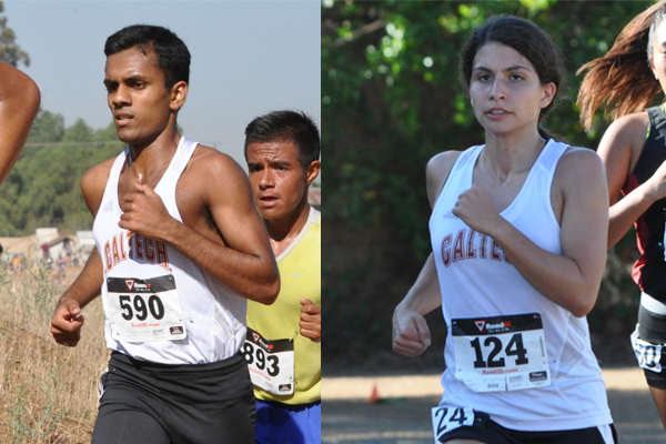 Record-Breaking Efforts Highlight Cross Country's Performance at Multi-Duals