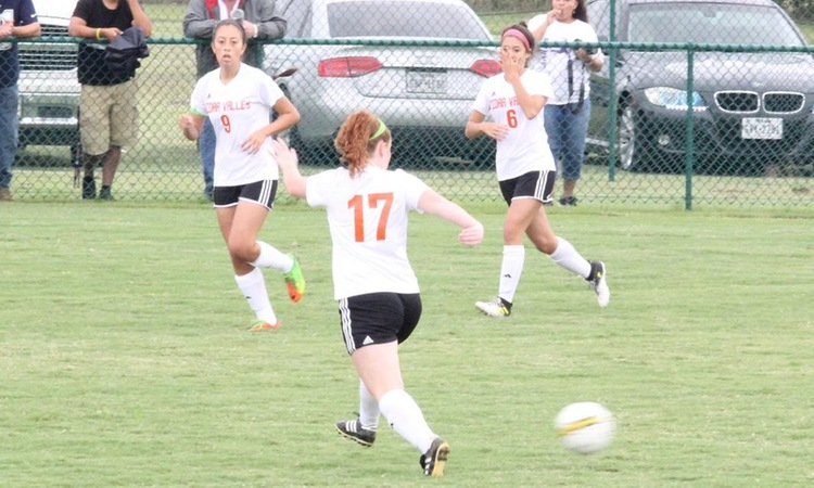 Lady Suns Blanked by Murray State on Labor Day