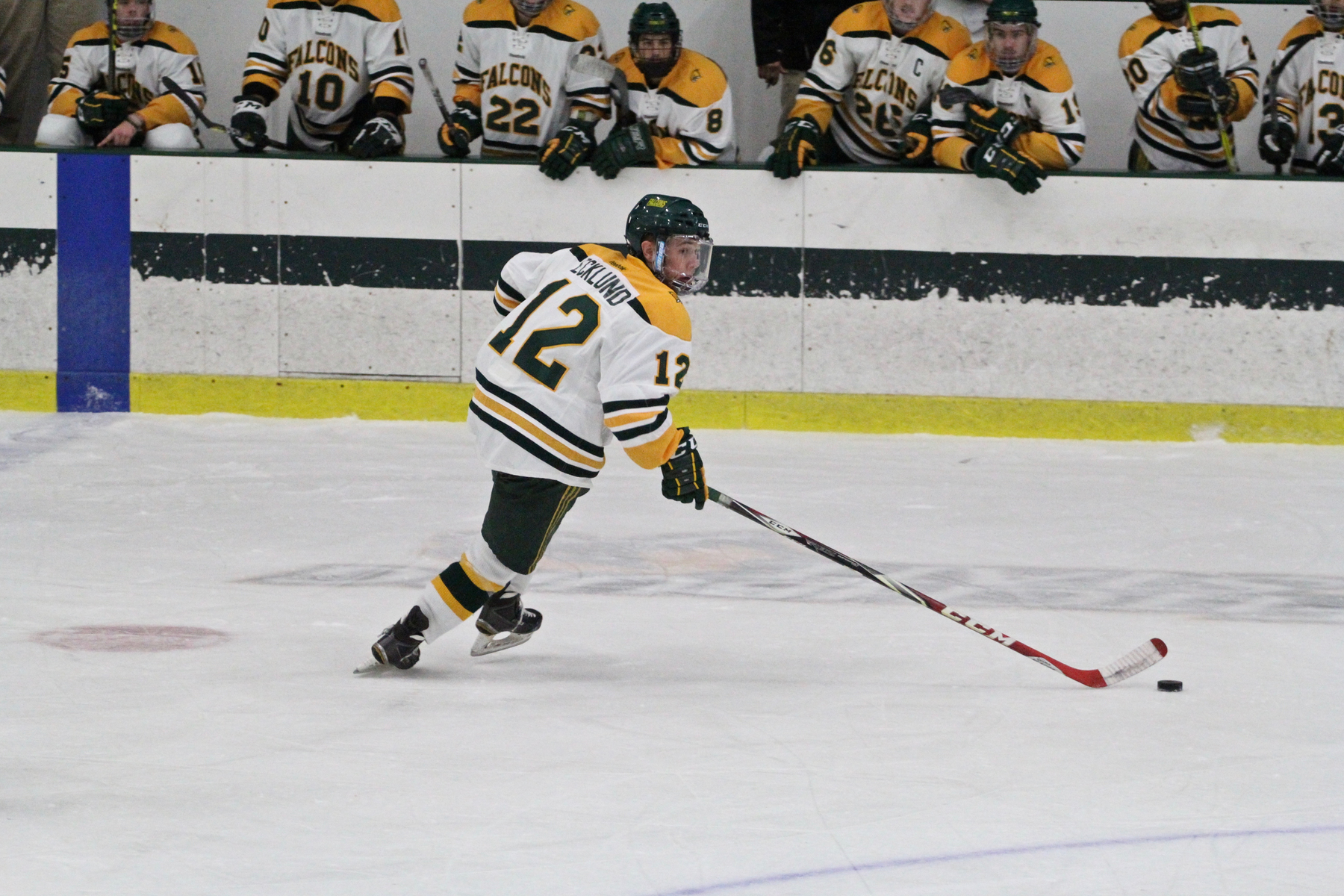 Fitchburg State Falls to Worcester State, 4-2