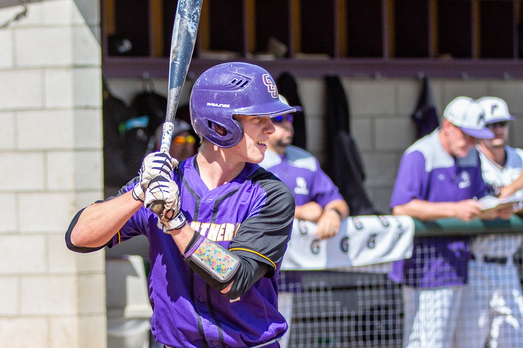 Kingsmen Drop Game One of SCIAC Tournament to Chapman