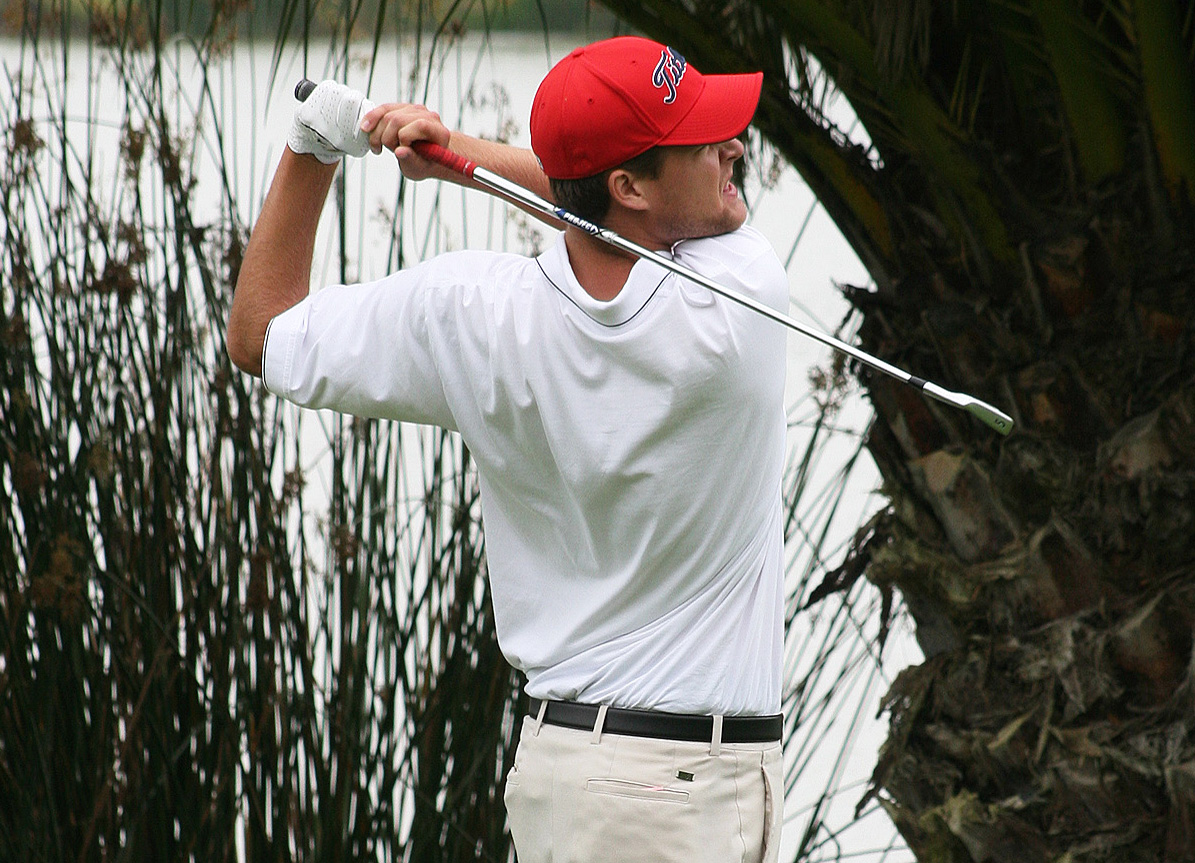 Slow Start Stalls SCU Men's Golf in Eugene
