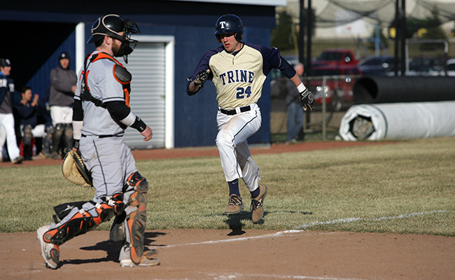 Ricci Goes Yard As Thunder Take First Games of Olivet Series