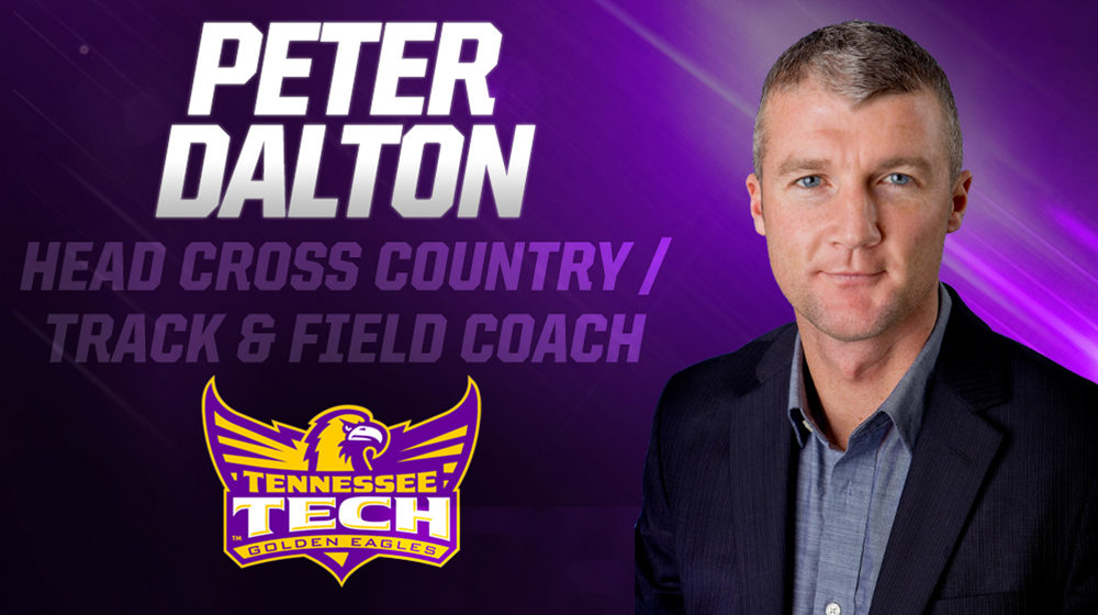Tech hires Peter Dalton to lead cross country/track and field teams