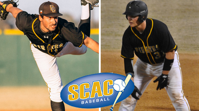 Southwestern's Allen, Seeton Named SCAC Baseball Players of the Week