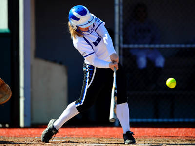 Softball Season Comes to an End After 8-5 Loss in NEC Tournament