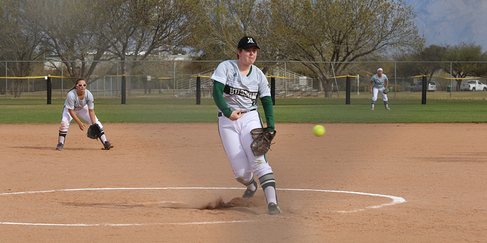 Softball Falls Just Short Of Northland And Coe On Last Day Of Spring Trip