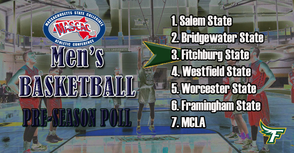 MASCAC Men's Basketball Pre-Season Poll Announced