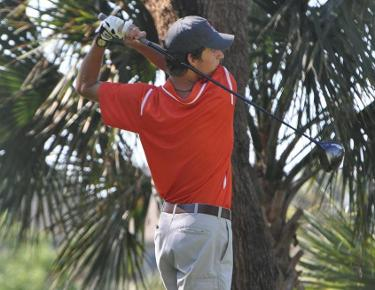 Headrick's four-under leads the way at State Farm Intercollegiate