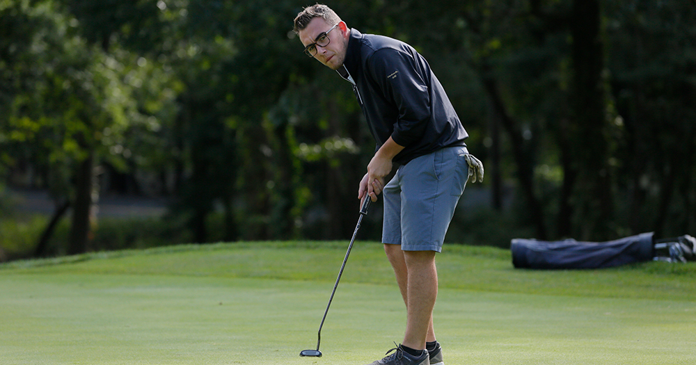 Golf Wraps up Season with Third Place Finish