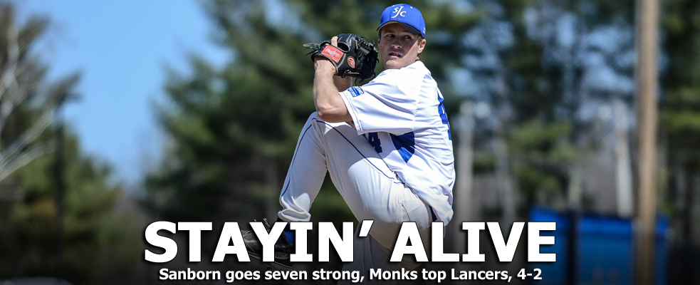 Monks Stay Alive with 4-2 Win over Lancers