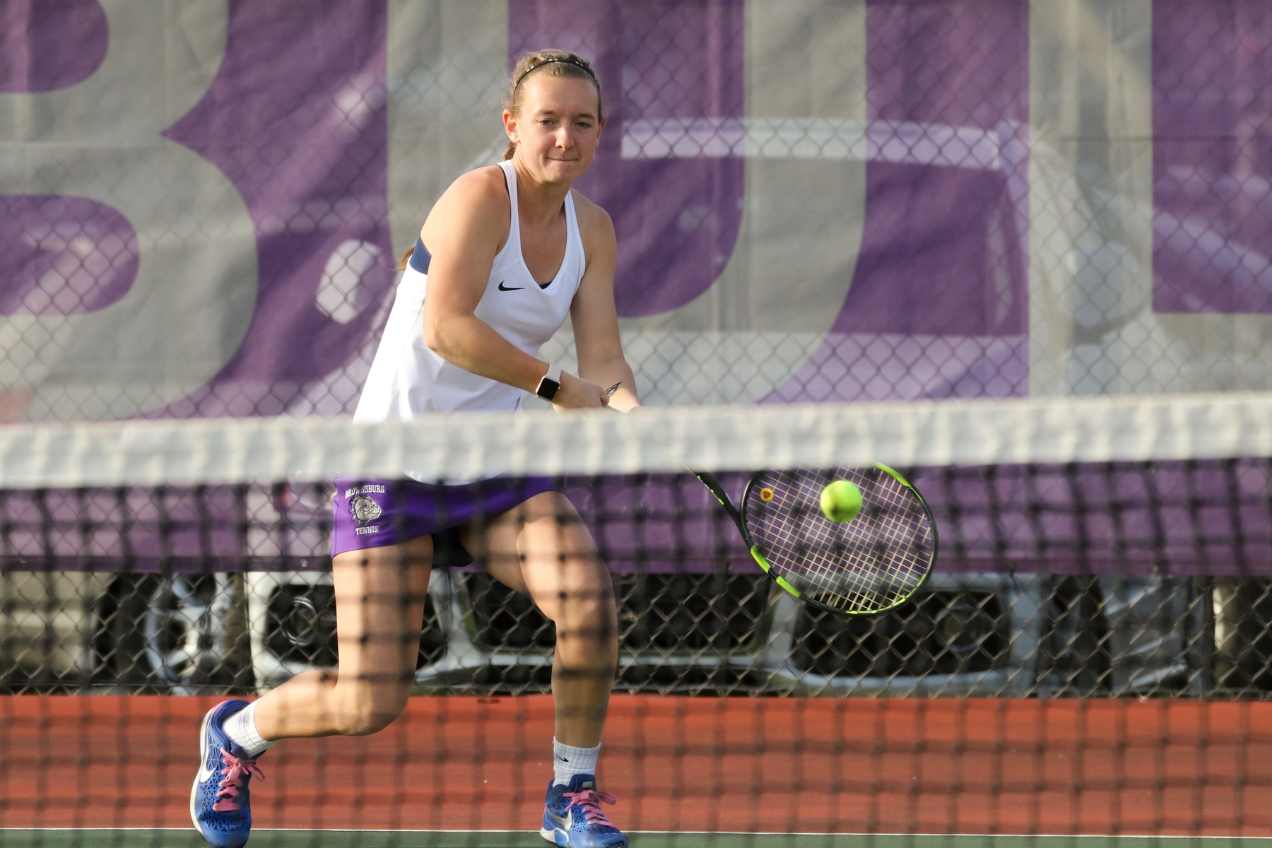 Girls Tennis Tops Greenwood