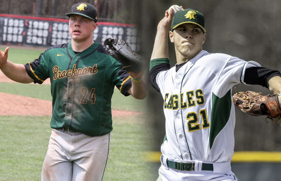 SUNYAC selects Baseball Athlete and Pitcher of the Week