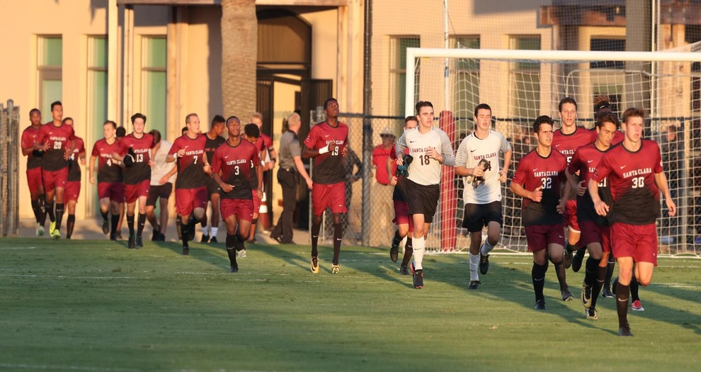 Road Trip Continues Friday at Cal for Men's Soccer