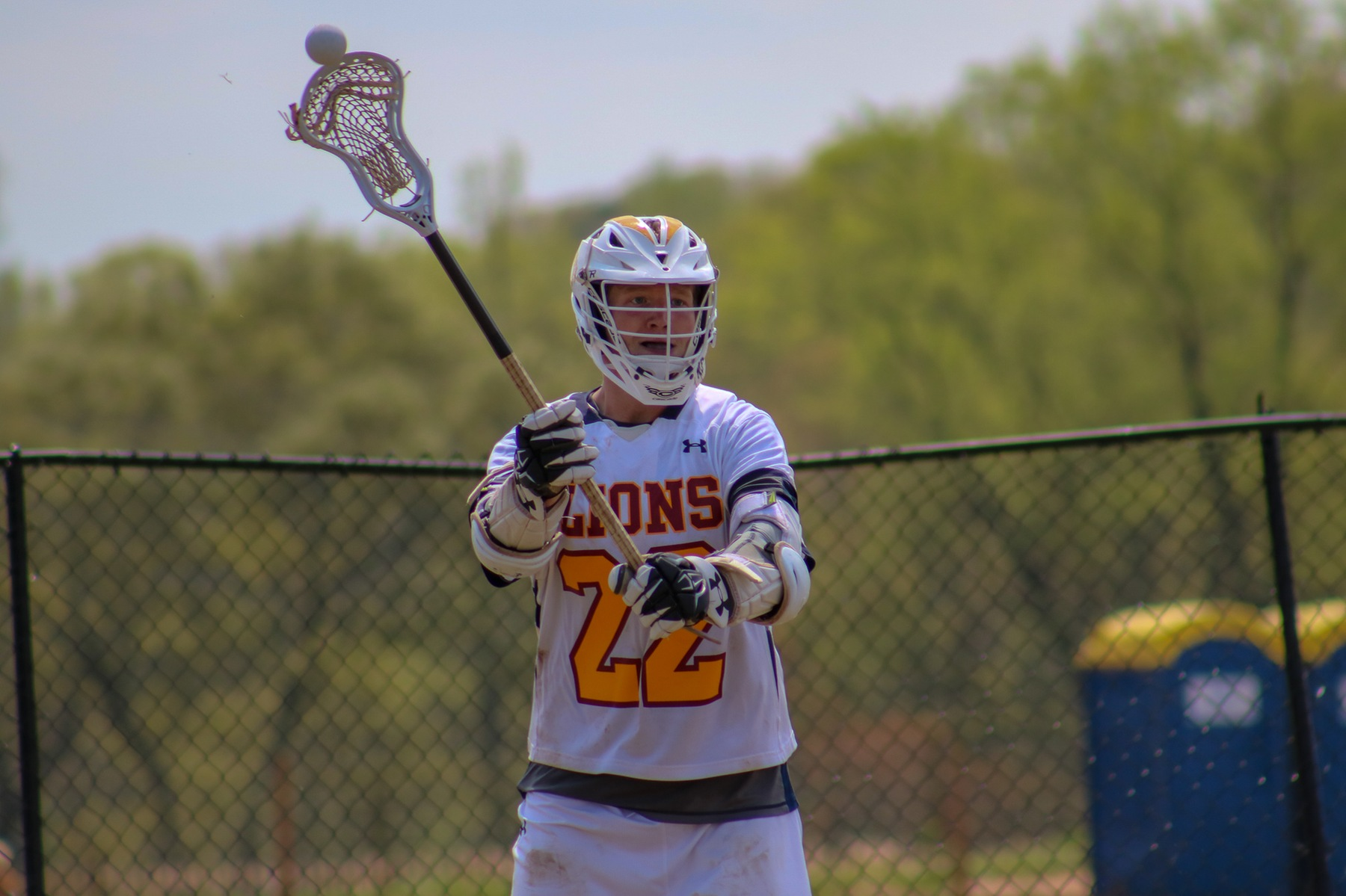 Lions Defend Home Field in 11-10 Win Over Mars Hill