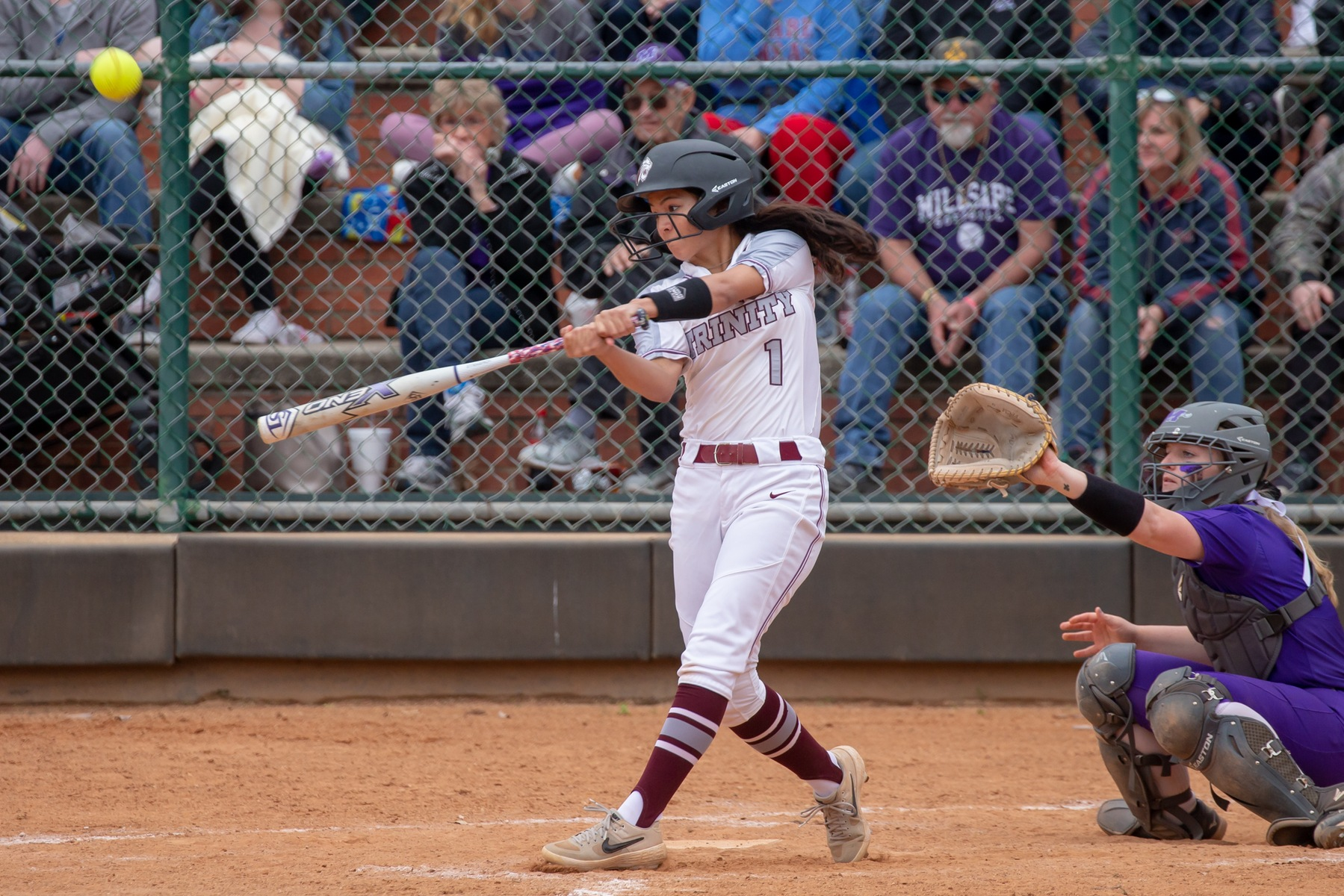 Tiger Softball Splits Home Doubleheader With Millsaps