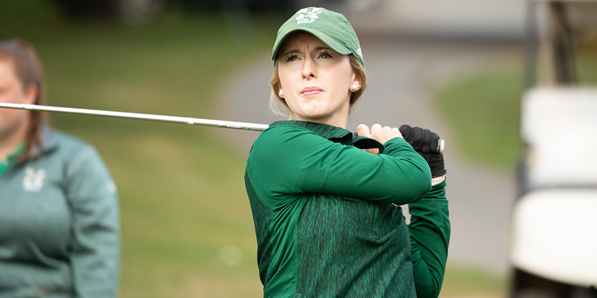 Women's Golf Tied for Fifth at Empire 8 Championship