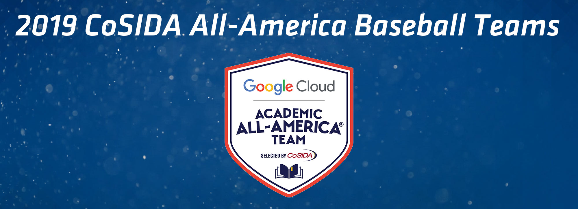 Three Selected To Google Cloud Academic All-America Team