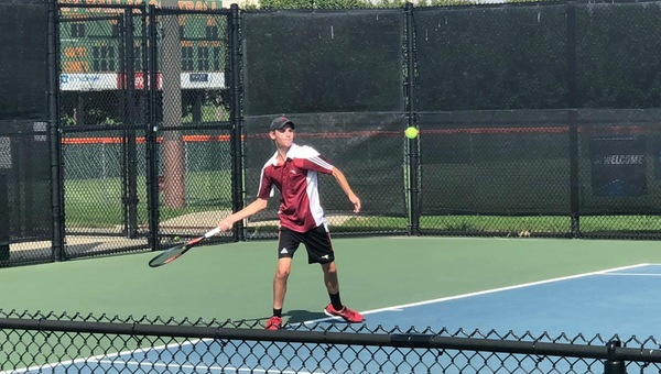 Kangaroo Men's Tennis Closes Strong at UTD Invite