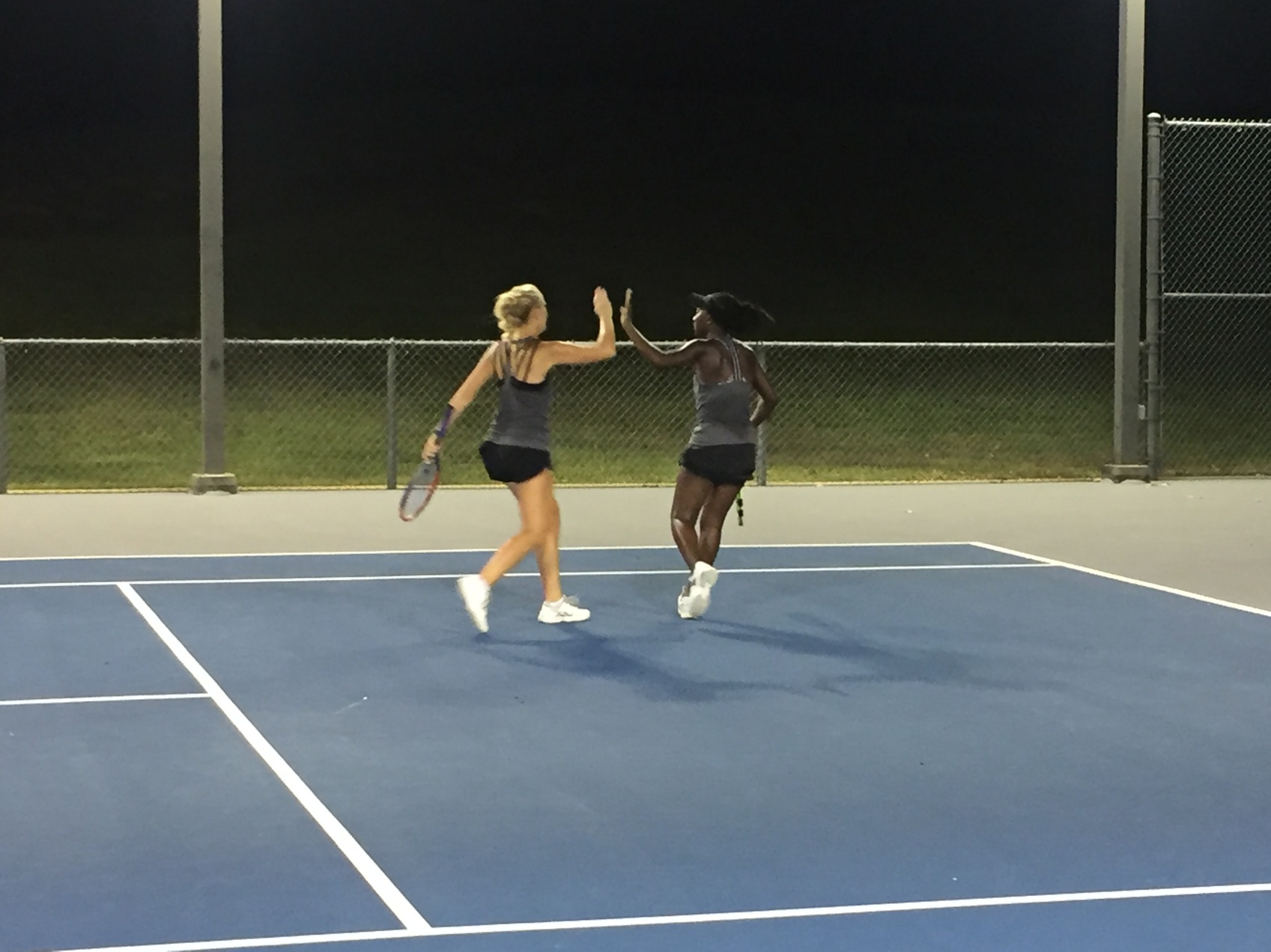 Kangaroo Tennis Closes Out Women's ITA's With Big Wins