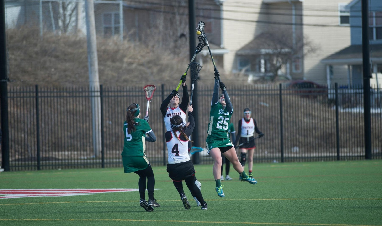 D'Youville Falls to Rochester in Women's Lacrosse
