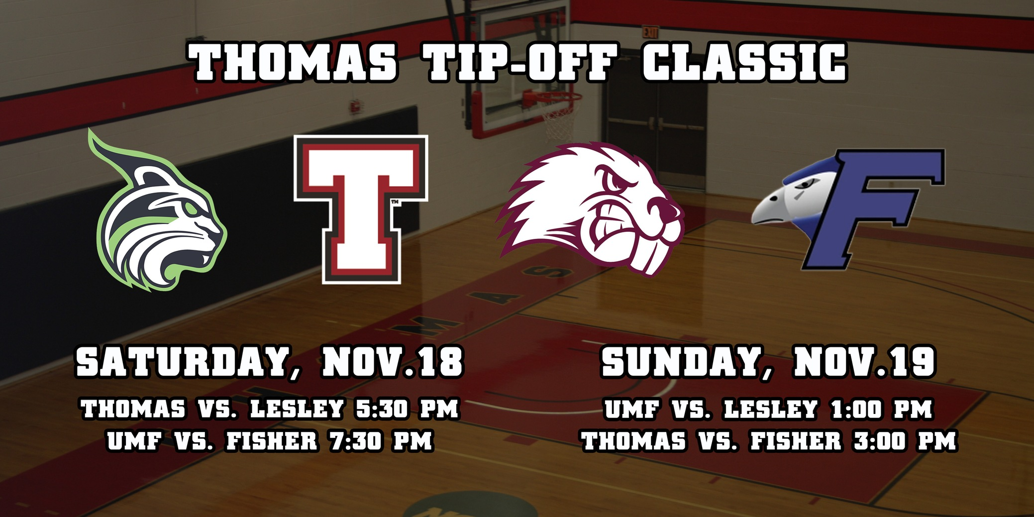 Women's Basketball Hosts Thomas Tip-Off Classic Saturday-Sunday