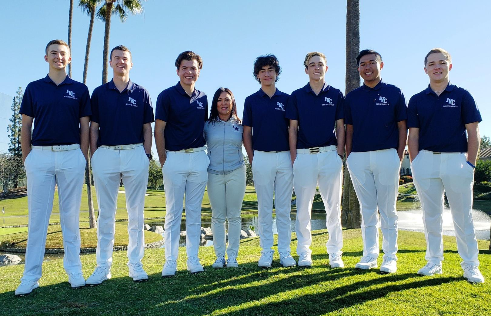 Men's golf team off to good start in 2019 opener at La Purisima