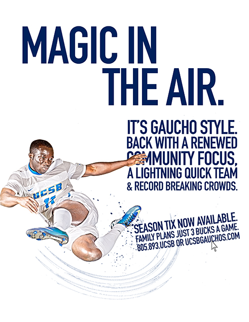 Gaucho Season Tix Remain on Sale; Great Plans, Incentives Available